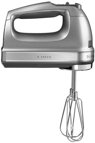 KitchenAid - Handmixer 5KHM9212, kontur-silber