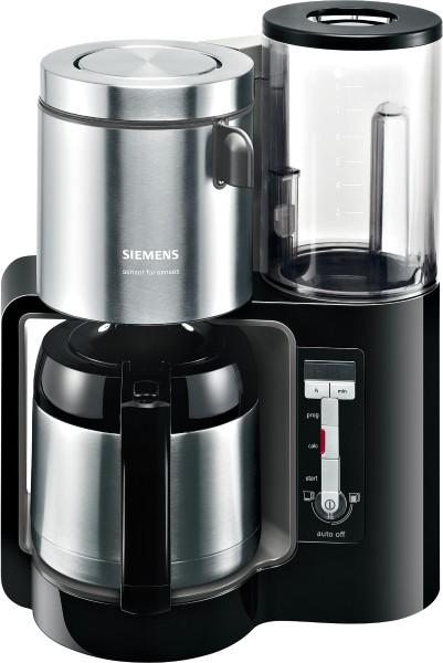 Siemens - Edelstahl-Kaffeeautomat