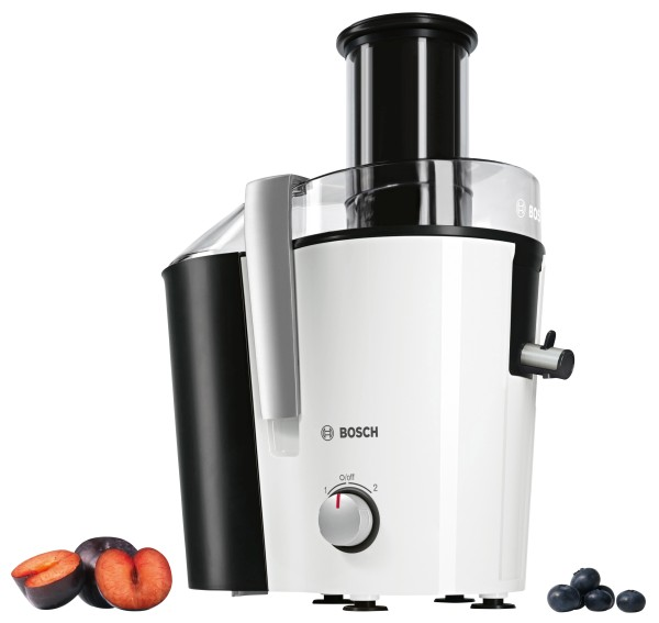 Bosch - Juicer MES25A0, white/anthracite