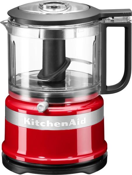 KitchenAid - Mini Food Processor 5KFC3516EER, empire red