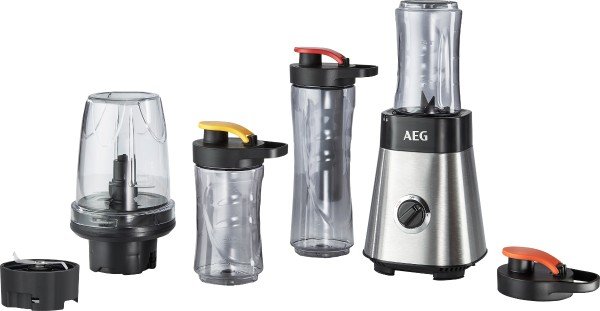 AEG - stainless steel smoothie maker