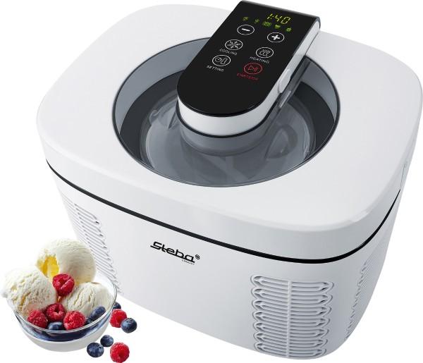 Steba - ice cream machine IC 110, white/black