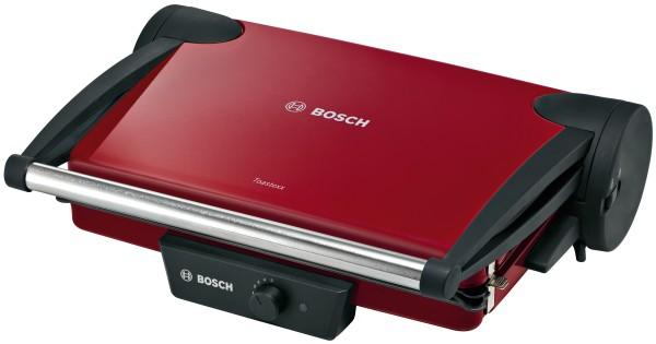 Bosch - Kontaktgrill TFB4402V, rot/anthrazit