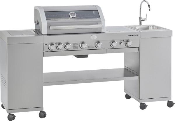 Rösle Gasgrill Mit Seitenbrenner : Ipo prämienservices rösle edelstahl gasgrill bbq kitchen