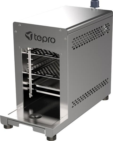Tepro - Edelstahl-Steakgrill