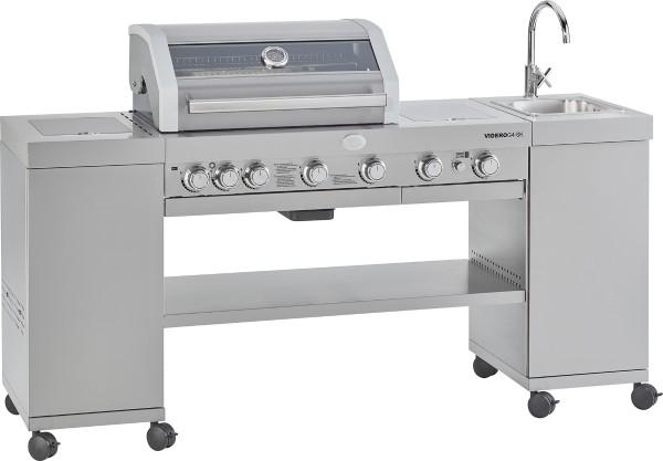 Rösle Gasgrill Abdeckhaube : Ipo prämienservices rösle edelstahl gasgrill bbq kitchen