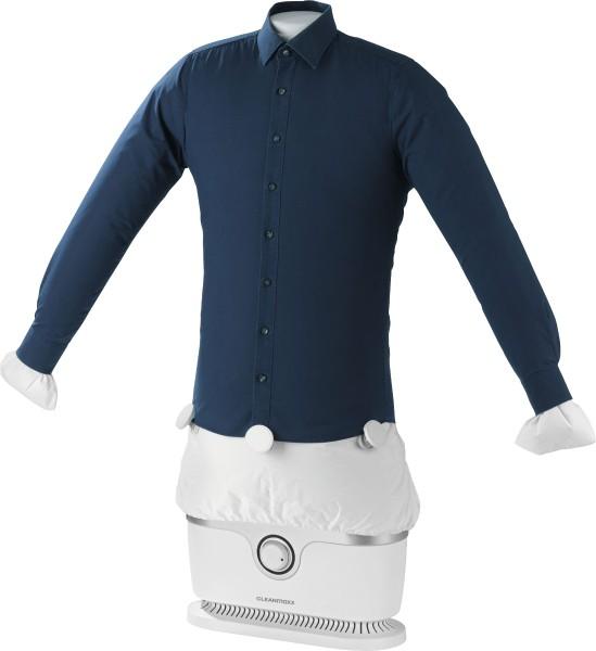 CLEANmaxx - Hemden-/Blusenbügler, weiß