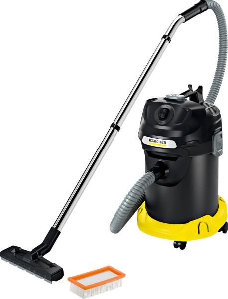 Kärcher ash vacuum cleaner AD 4 Premium, energy efficiency class A+ (Spectrum
