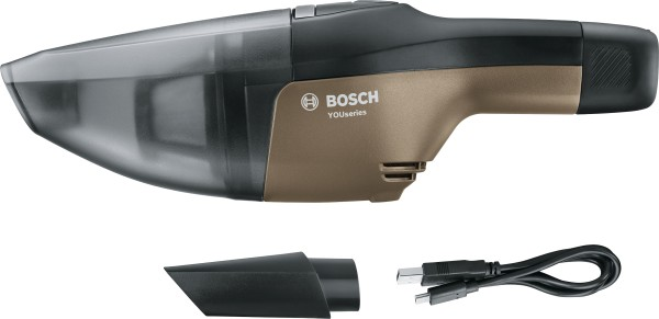 Bosch YOUseries - rechargeable hand-held vacuum cleaner