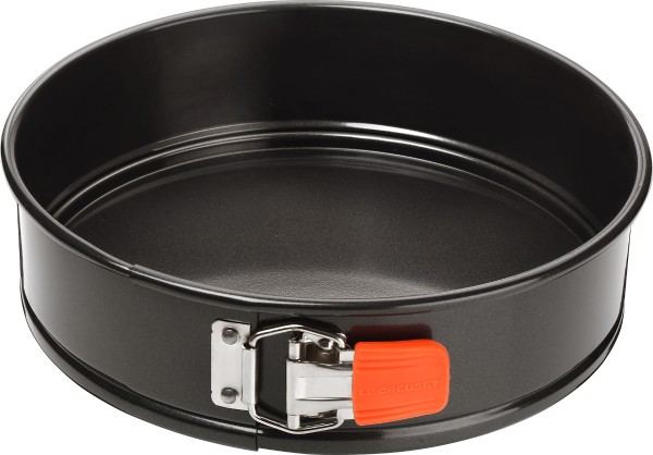 Le Creuset - Springform 26 cm, schwarz   schwarz