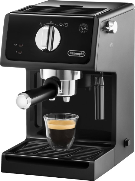 De'Longhi Espresso- automatic sieve support unit ECP 31.21,black