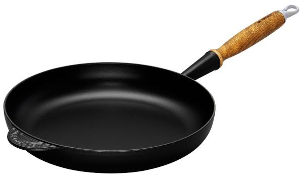 Le Creuset - cast iron pan 26 cm, black