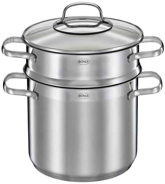 Rösle stainless steel pasta pot