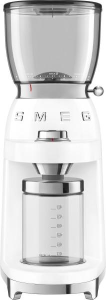Smeg - Kaffeemühle CGF01WHEU, weiß