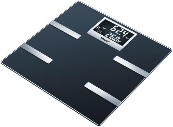 Beurer - electric Bluetooth diagnostic scale BF 700, black