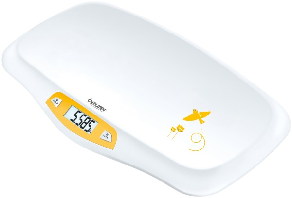 Beurer - electric baby scale BY 80, white