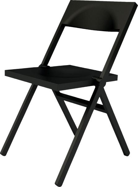 "Alessi - folding chair ""Piana"" design David Chipperfield"