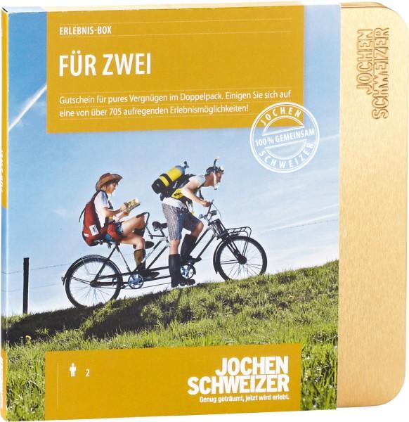 Jochen Schweizer - Erlebnis-Box