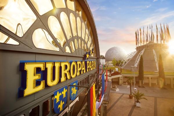 Europa-Park - 1-Tages-Karte