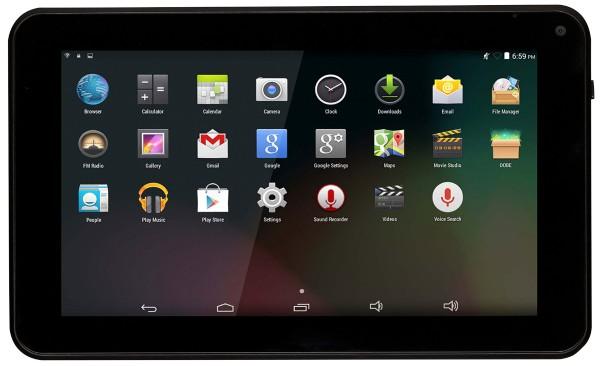 Denver - Tablet-PC TAQ-70332, schwarz