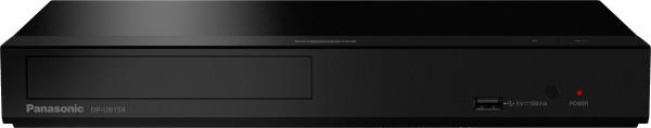 Panasonic - 4K Blu-ray Player DP-UB154 with HDR10+, black