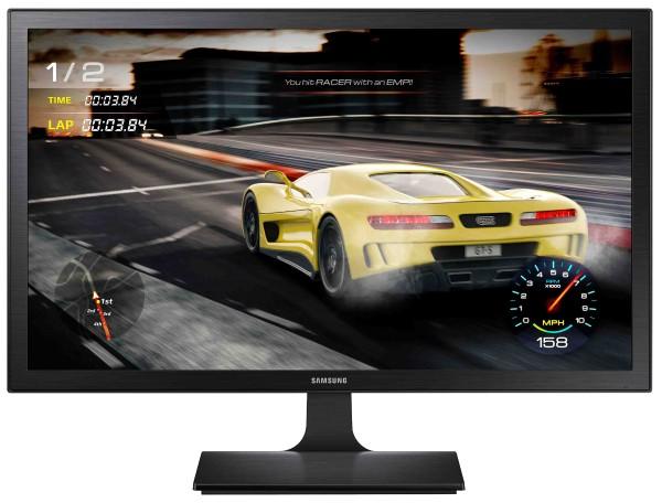 Samsung - LED-Monitor S27E330H, 68,6 cm, Energieeffizienzklasse B, schwarz