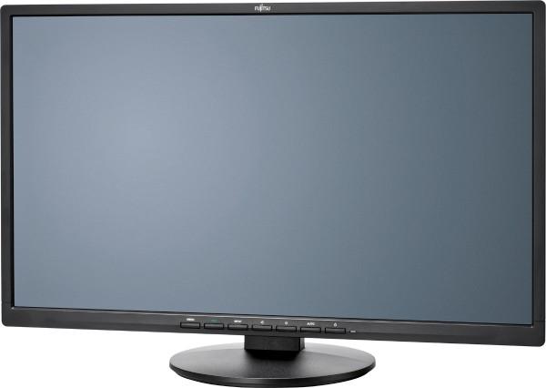 Fujitsu - Monitor E24-8 TS Pro 60,5 cm, Energieeffizienzklasse A+ (Spektrum A+bisF), schwarz