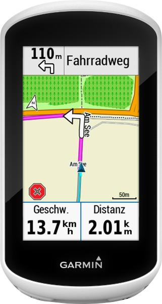 Garmin - bicycle navigation system