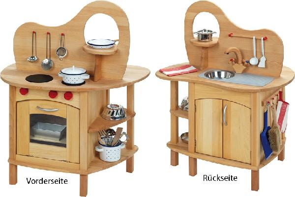 Glückskäfer - Holz-Spielküche