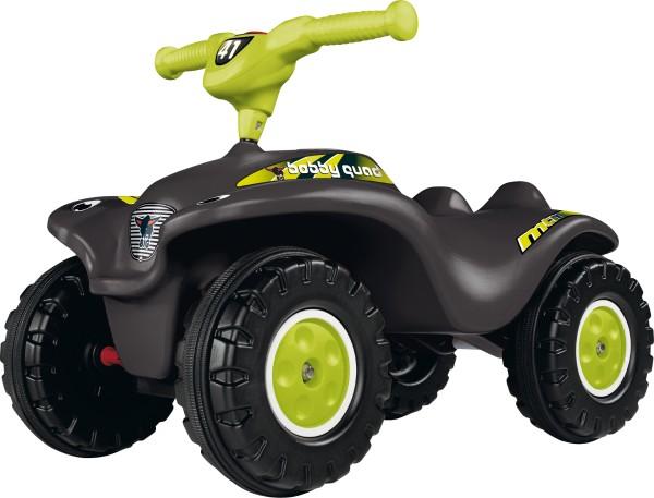 BIG - Bobby-Quad Racing, schwarz/grün