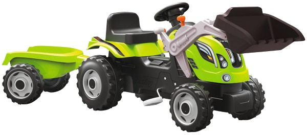 Smoby - tractor