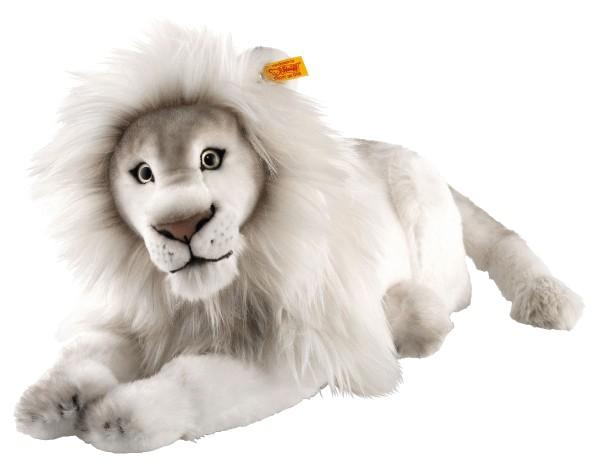 "Steiff - Löwe ""Timba"" 42 cm, weiß"