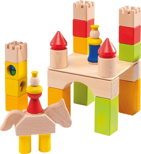 Nic - wooden castle