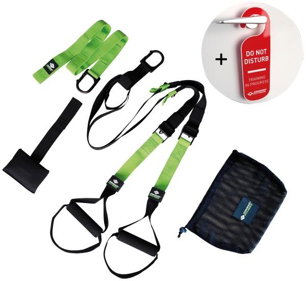 Schildkröt Fitness - Schlingentrainer  grün
