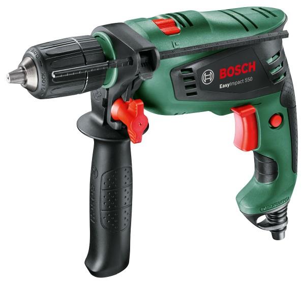 Bosch - percussion drill EasyImpact 550 in case