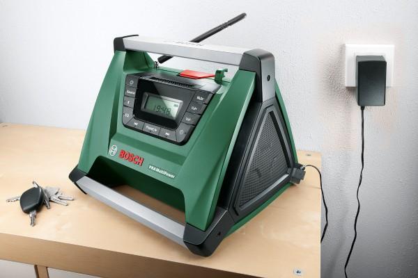 ipo pr mienservices bosch akku radio pra multipower gr n. Black Bedroom Furniture Sets. Home Design Ideas