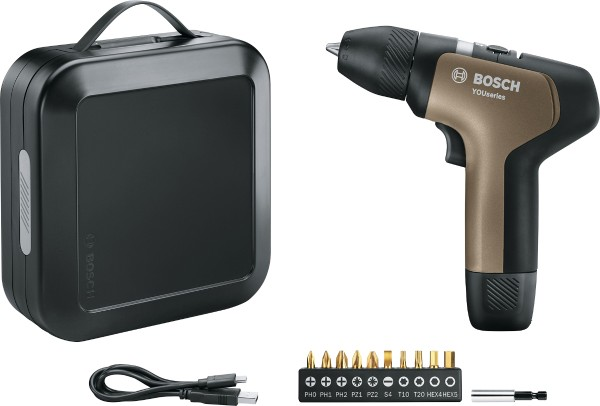 Bosch YOUseries - cordless screwdriver