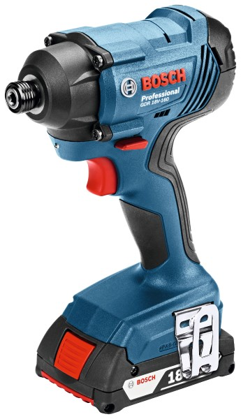 Bosch - Professional Cordless impact wrench GDR 18V-160 in case