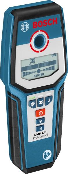 Bosch Professional - Multidetektor GMS 120   blau