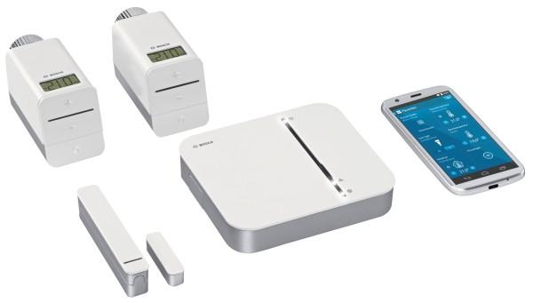 Bosch Smart Home - Indoor Climate Starter Package