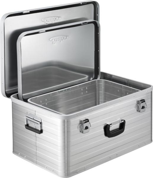 Enders - Aluminium boxes set of 2 29+63 l