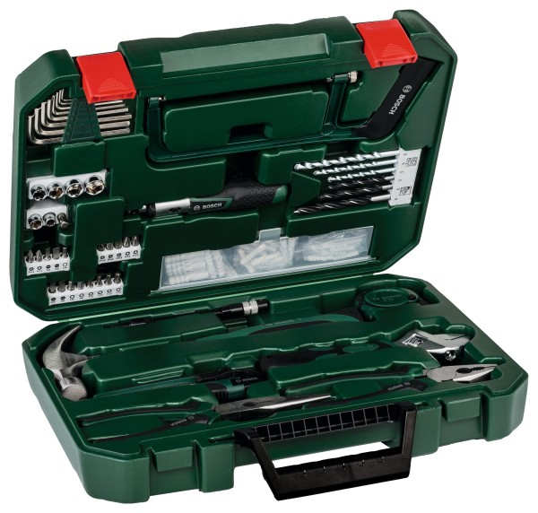 Bosch - accessory case set Promoline 111-pcs.
