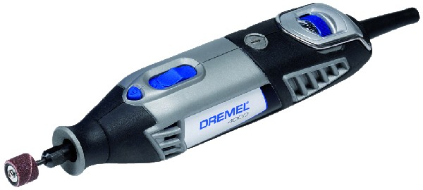 Dremel - Multi-Tool 4000-1/45 with toolkit and 45 accessories in the soft bag