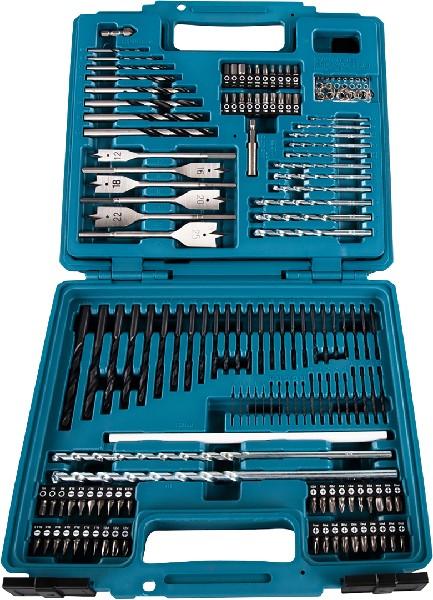 Makita - drill bit set E-06270 212 pcs.