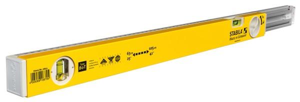 Stabila - extandable spirit level 80T, 63-105 cm