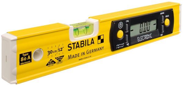 Stabila - electronic spirit level 80 A electronic
