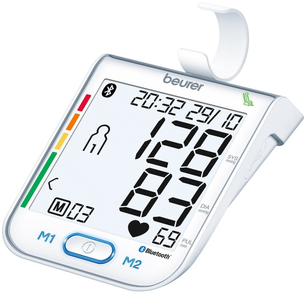 Beurer - Bluetooth Blood pressure monitor BM 77