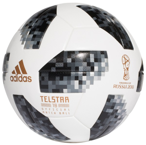 Adidas - adidas FIFA football world cup official match ball, white/black/silver