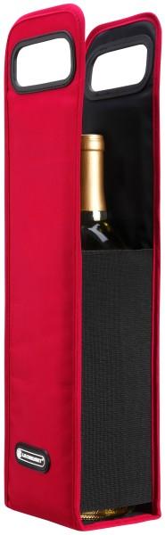 Le Creuset - tragbarer Flaschenkühler WA-127, rot  rot