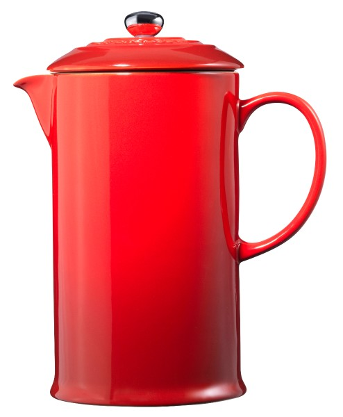 Le Creuset - insulated coffee pot 0,75 l, cherry red